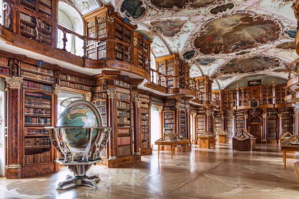 Φωτογράφος καταγράφει τις πιο όμορφες βιβλιοθήκες του κόσμου (2)