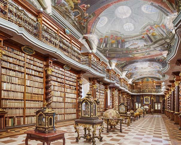 Φωτογράφος καταγράφει τις πιο όμορφες βιβλιοθήκες του κόσμου (3)
