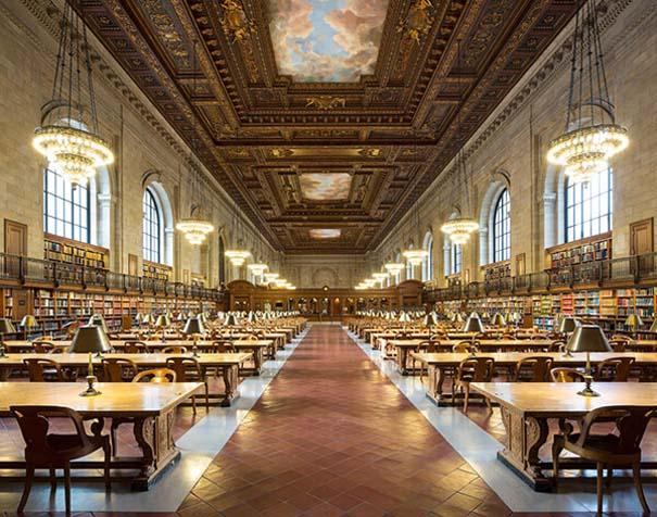 Φωτογράφος καταγράφει τις πιο όμορφες βιβλιοθήκες του κόσμου (9)