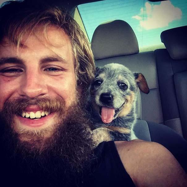 Η πρώτη συνάντηση ανθρώπων με τον σκύλο τους σε φωτογραφίες που θα σας φτιάξουν τη μέρα (1)