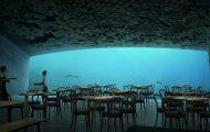 Το πρώτο υποθαλάσσιο εστιατόριο στην Ευρώπη (4)