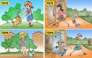 12+1 σκίτσα που δείχνουν πόσο διαφέρει η σημερινή παιδική ηλικία σε σχέση με τα 90s