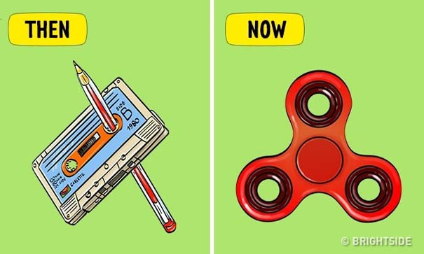 Σκίτσα που δείχνουν πόσο διαφέρει η σημερινή παιδική ηλικία σε σχέση με τη δική μας (10)