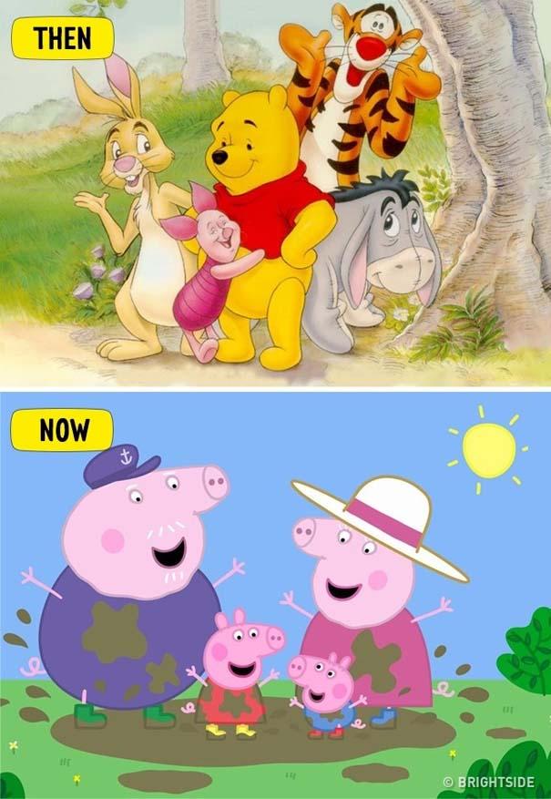Σκίτσα που δείχνουν πόσο διαφέρει η σημερινή παιδική ηλικία σε σχέση με τη δική μας (12)
