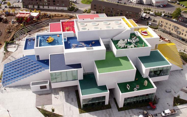 Σπίτι LEGO στη Δανία (1)