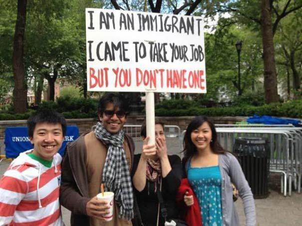 27 τύποι που τρόλαραν διαδηλωτές με ξεκαρδιστικό τρόπο (8)