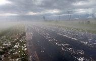 Χαλαζόπτωση στην Αργεντινή μοιάζει βγαλμένη από... ταινία καταστροφής! (1)
