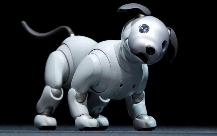 Aibo: Η Sony αποκάλυψε το νέο σκύλο ρομπότ (1)
