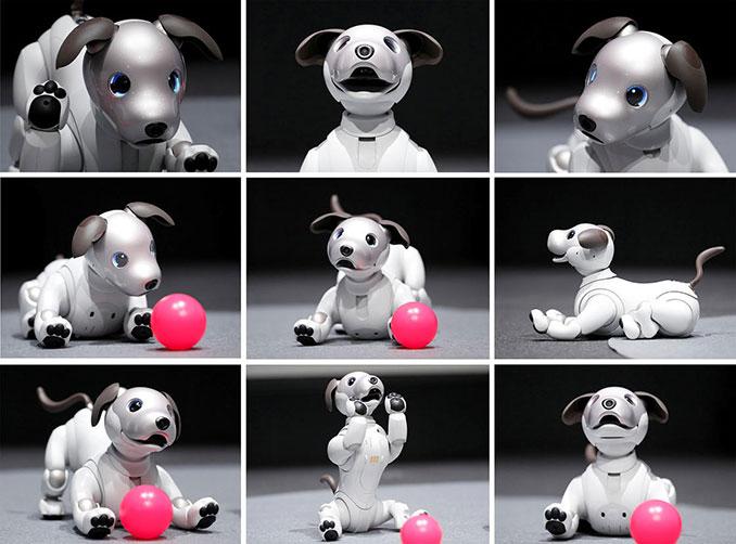 Aibo: Η Sony αποκάλυψε το νέο σκύλο ρομπότ (3)