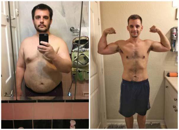 Άνδρες που πέτυχαν μια εντυπωσιακή αλλαγή στο σώμα τους (5)