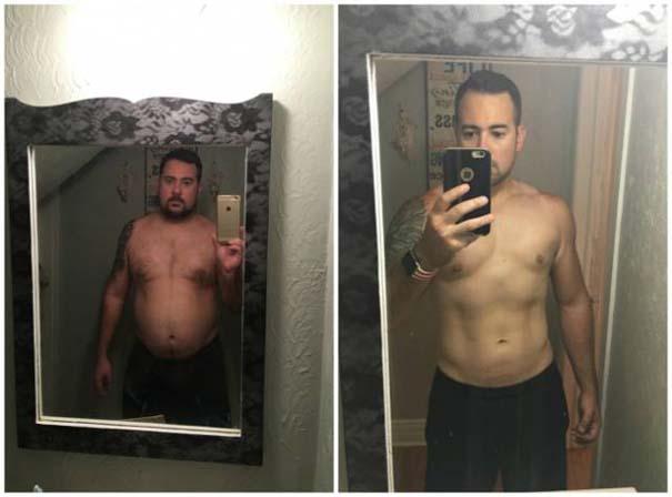 Άνδρες που πέτυχαν μια εντυπωσιακή αλλαγή στο σώμα τους (7)