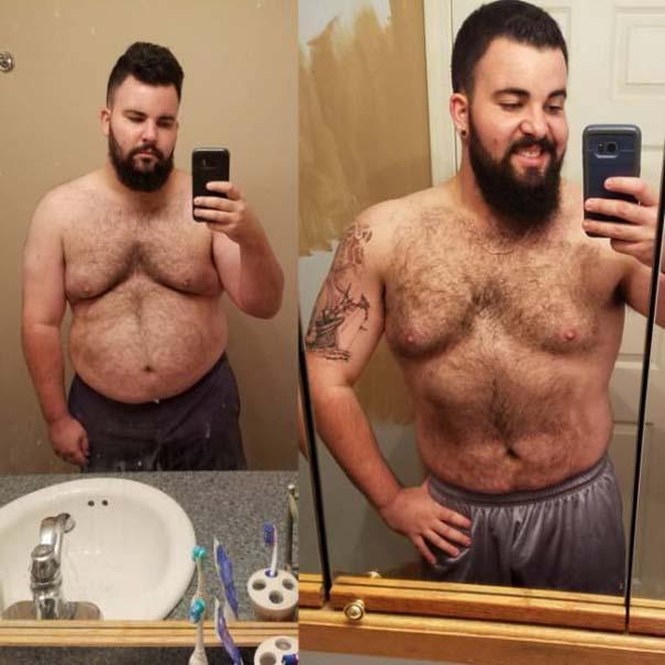 Άνδρες που πέτυχαν μια εντυπωσιακή αλλαγή στο σώμα τους (20)