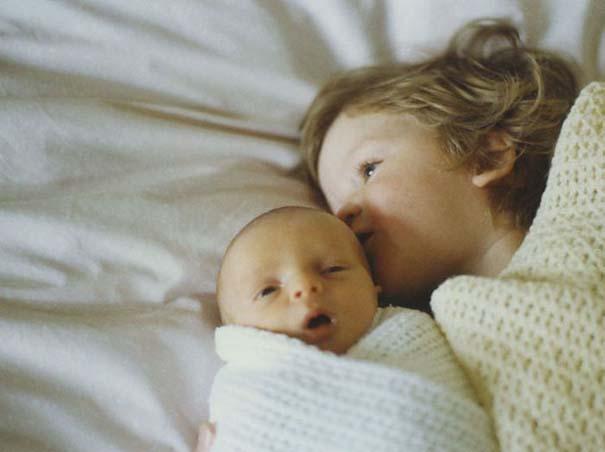 12 απίθανα παραδείγματα αναπαράστασης παιδικών φωτογραφιών (3)
