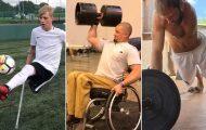 Εκπληκτικοί αθλητές που κέρδισαν πρώτα απ' όλα το βραβείο της ζωής