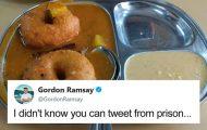 Ερασιτέχνες σεφ τουιτάρουν την μαγειρική τους στον Gordon Ramsay και αυτός τους απαντάει (19)