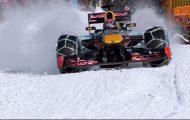 Φόρμουλα 1 στα χιόνια