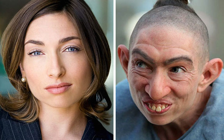 Ηθοποιοί πριν και μετά το μακιγιάζ ειδικών εφέ (1)