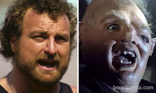 Ηθοποιοί πριν και μετά το μακιγιάζ ειδικών εφέ (2)