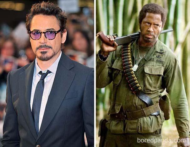 Ηθοποιοί πριν και μετά το μακιγιάζ ειδικών εφέ (5)