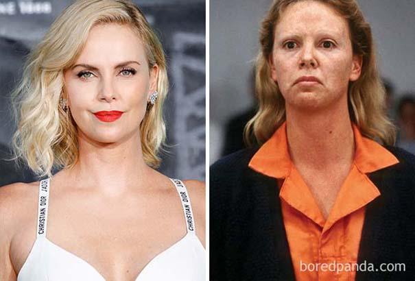 Ηθοποιοί πριν και μετά το μακιγιάζ ειδικών εφέ (8)