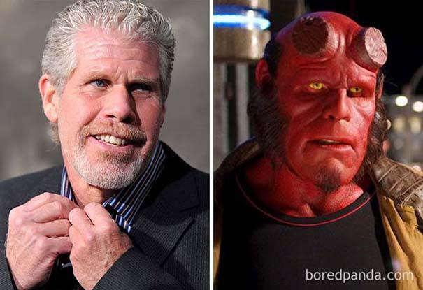 Ηθοποιοί πριν και μετά το μακιγιάζ ειδικών εφέ (12)