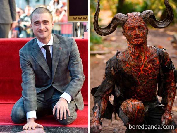 Ηθοποιοί πριν και μετά το μακιγιάζ ειδικών εφέ (26)