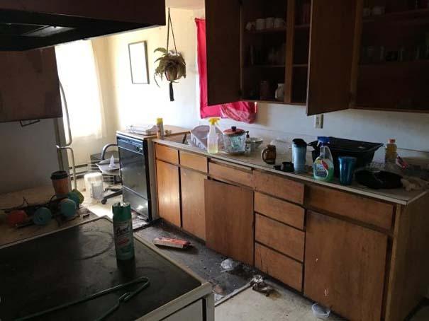 Αγόρασε ένα κατεστραμμένο σπίτι, το ανακαίνισε και έβγαλε τεράστιο κέρδος! (3)