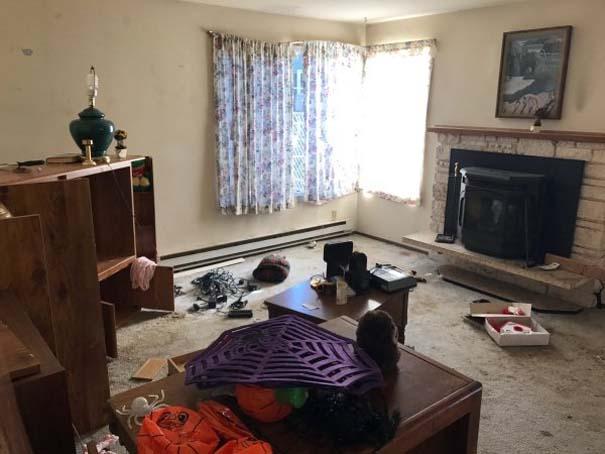 Αγόρασε ένα κατεστραμμένο σπίτι, το ανακαίνισε και έβγαλε τεράστιο κέρδος! (5)