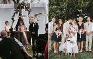 Ξεκαρδιστικά photobombings σε φωτογραφίες γάμων (27)
