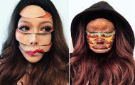 Οι νέες απίστευτες μεταμορφώσεις της ταλαντούχας Mimi Choi