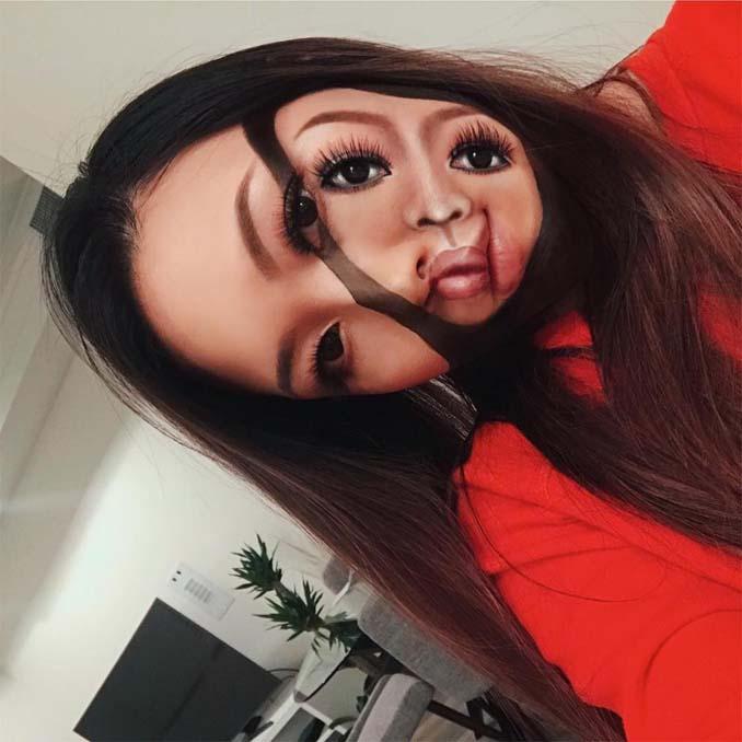 Οι νέες απίστευτες μεταμορφώσεις της ταλαντούχας Mimi Choi (18)