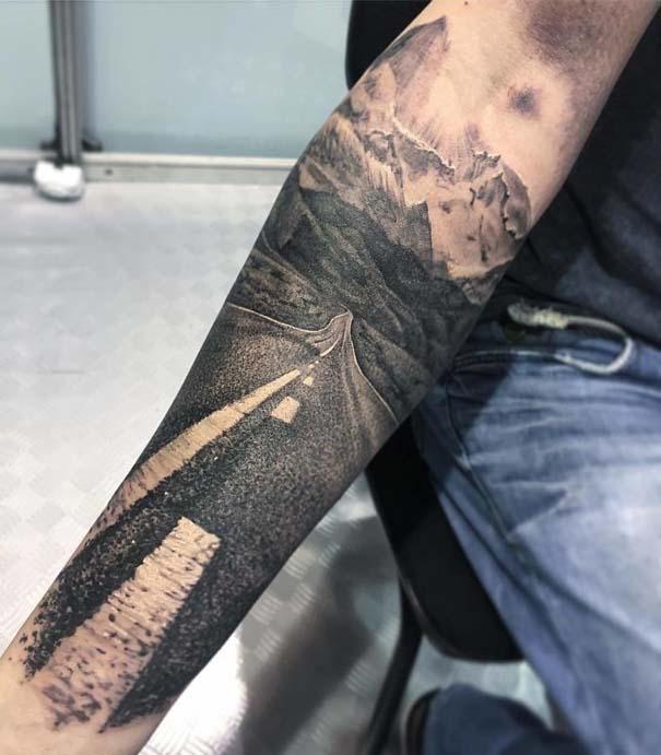 Πανέμορφα τατουάζ για τους λάτρεις των ταξιδιών (16)