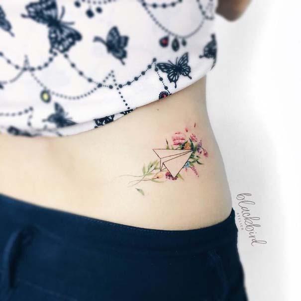 Πανέμορφα τατουάζ για τους λάτρεις των ταξιδιών (18)