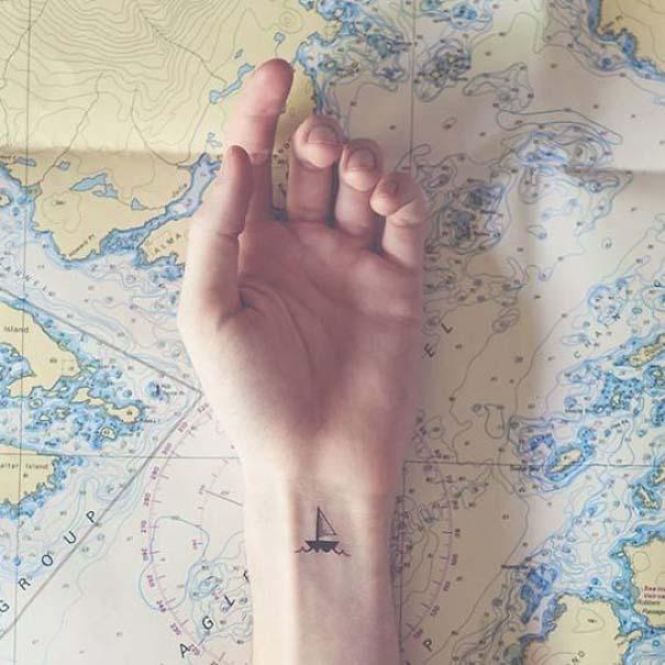Πανέμορφα τατουάζ για τους λάτρεις των ταξιδιών (19)