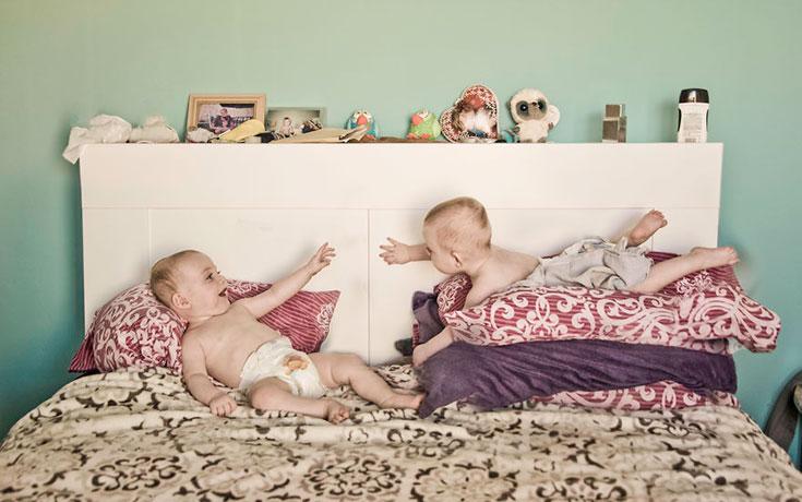 Πατέρας διδύμων δημιουργεί εκπληκτικές φωτογραφίες (1)