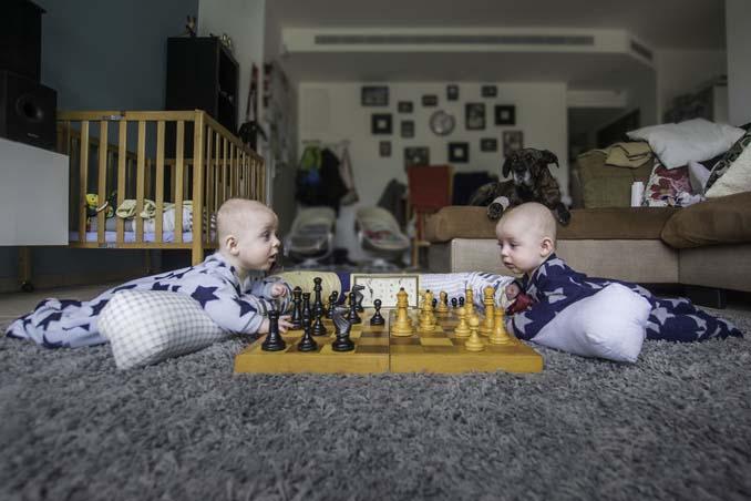Πατέρας διδύμων δημιουργεί εκπληκτικές φωτογραφίες (3)