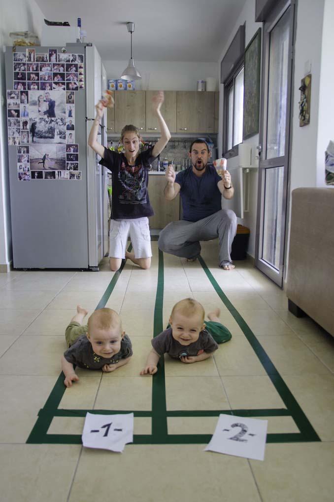 Πατέρας διδύμων δημιουργεί εκπληκτικές φωτογραφίες (4)