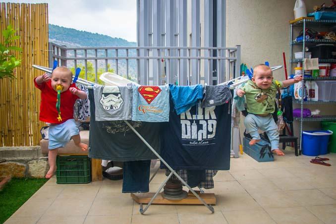 Πατέρας διδύμων δημιουργεί εκπληκτικές φωτογραφίες (10)