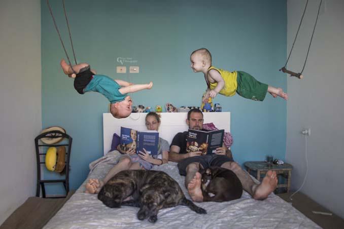 Πατέρας διδύμων δημιουργεί εκπληκτικές φωτογραφίες (11)