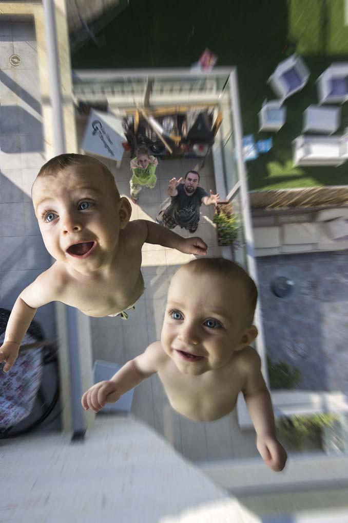 Πατέρας διδύμων δημιουργεί εκπληκτικές φωτογραφίες (16)