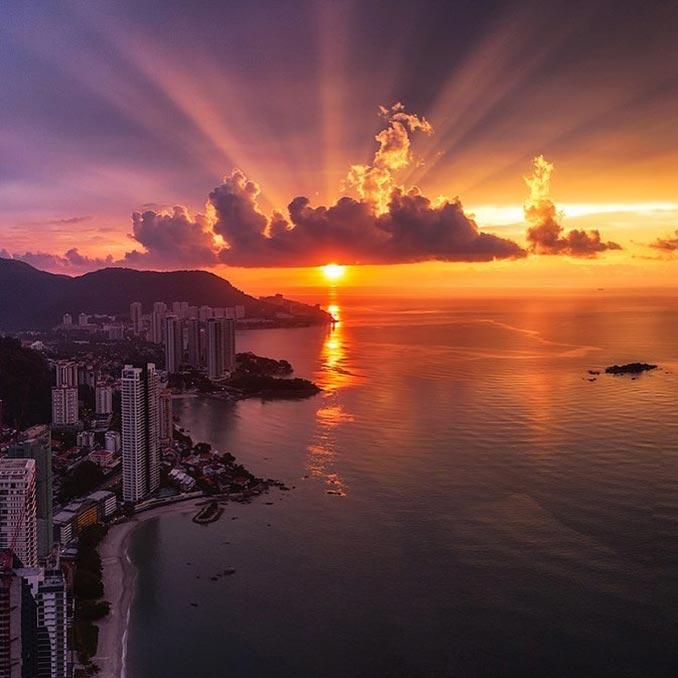 Αναζητώντας το τέλειο ηλιοβασίλεμα   Φωτογραφία της ημέρας