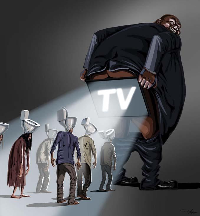 Τα προβλήματα της σημερινής κοινωνίας μέσα από σατιρικά σκίτσα που σε βάζουν σε σκέψεις (8)