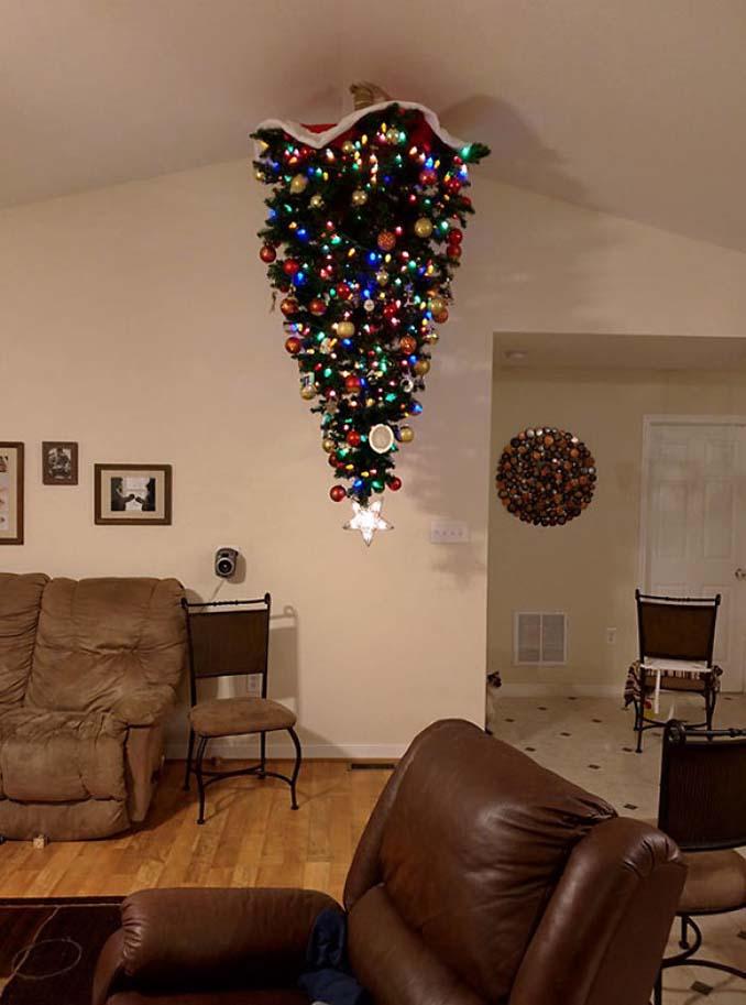 Πως να σώσετε το χριστουγεννιάτικο δέντρο από τα κατοικίδια (7)