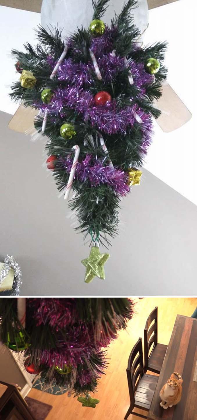 Πως να σώσετε το χριστουγεννιάτικο δέντρο από τα κατοικίδια (11)