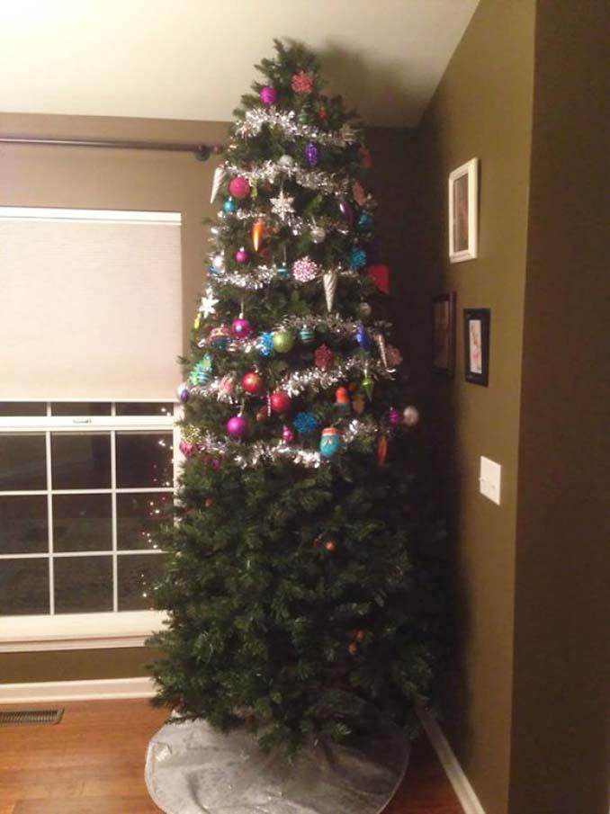Πως να σώσετε το χριστουγεννιάτικο δέντρο από τα κατοικίδια (15)
