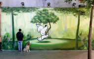 Η εντυπωσιακή Street Art του Dingo Perromudo προσφέρει μια πινελιά πρασίνου στο γκρίζο της πόλης (22)