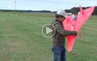 Το ταχύτερο τηλεκατευθυνόμενο τζετ στον κόσμο πετάει με 727 χλμ/ώρα