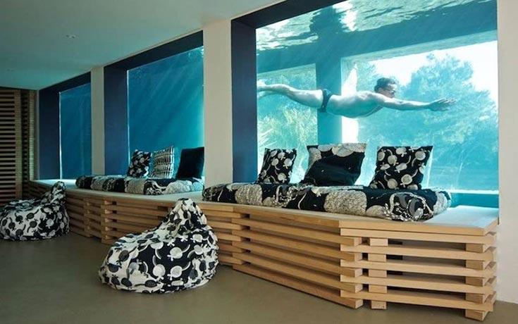 Αυτό το Airbnb στη νότια Γαλλία διαθέτει πισίνα ενυδρείο 27 μέτρων (1)