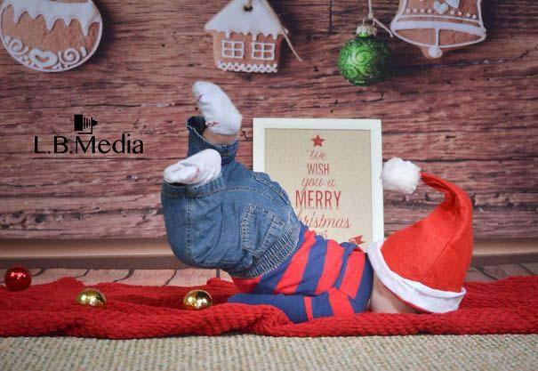 Άνθρωποι πόζαραν για ξεκαρδιστικές χριστουγεννιάτικες κάρτες (4)