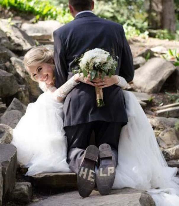 Αστείες φωτογραφίες γάμων #89 (2)